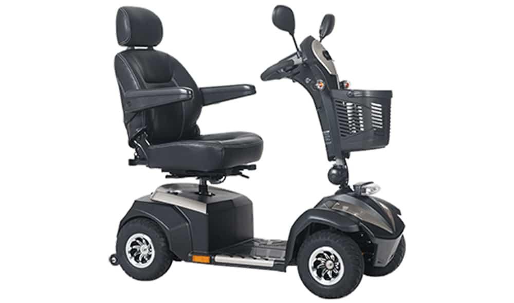 Elscooter - Aalborg EasyGo M4C